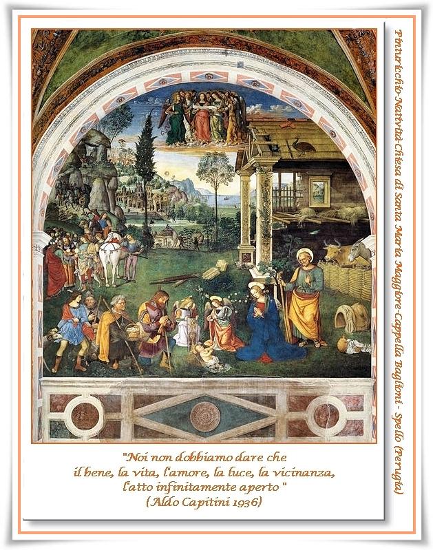 AUGURI UNESCO 2018 Pinturicchio