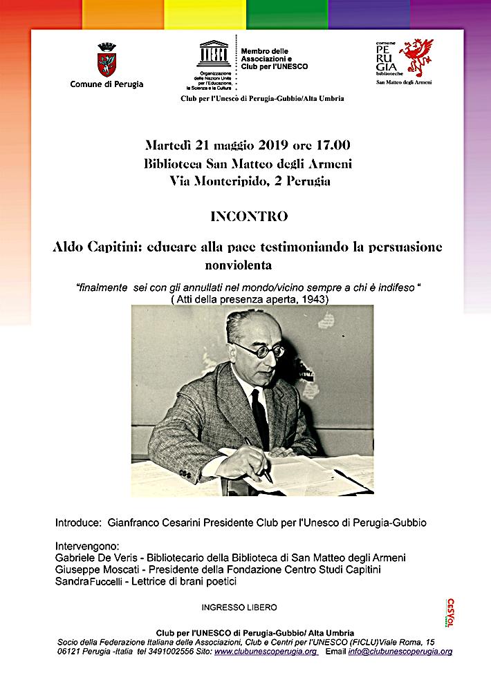 AldoCapitini
