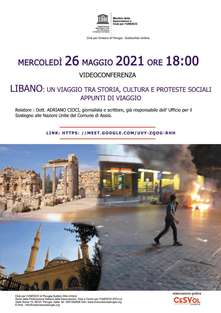 Conferenza LIBANO