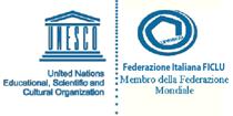 logo UNESCO e FICLU