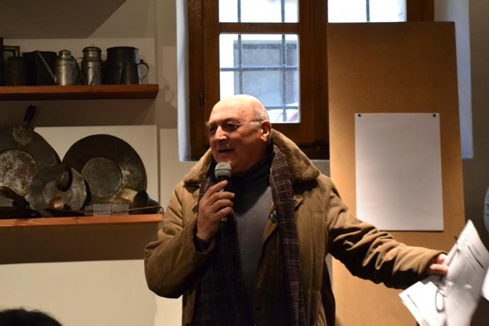 Gianfranco Cesarini, Presidente del Club UNESCO Perugia-Gubbio